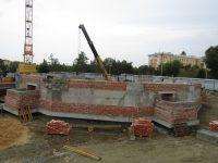 Очередной этап строительства собора завершается