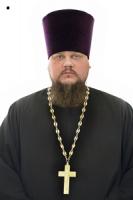 Священник посетил ЛИУ-15