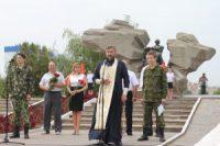 Митинг и лития в День Воздушно-десантных войск