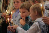 Молебен на начало нового учебного года