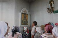 Икона передана в дар храму