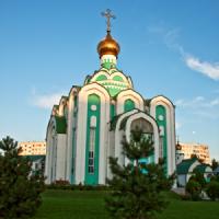 Пункт социальной помощи в храме