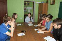 Открытие православного клуба