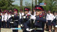День знаний в кадетском корпусе