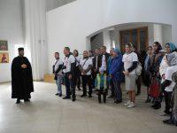 Молодёжная экскурсия по волгоградским храмам