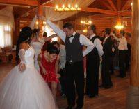 Венчание на балу