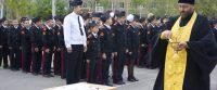 Волжские кадеты приняли присягу