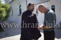 Таинство Крещения для заключённых