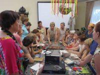 Именины Семейного центра мастерства и ремёсел
