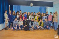 Презентация работы православного клуба «Пилигрим»