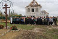 Новый храм Святой Троицы