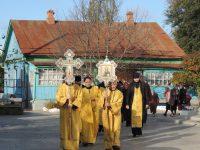 Святыня побывала в Урюпинской епархии