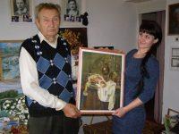 Казачья культура. Картинная галерея для гостиницы