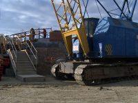 Завершается первый этап строительства храма