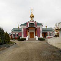 Телепередача о храме св. вмц. Параскевы
