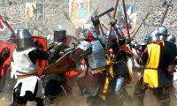 Турнир по историческому средневековому бою