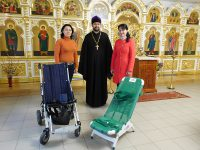 Реабилитационное оборудование для детей-инвалидов