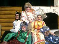 Дети с инвалидностью побывали в театре