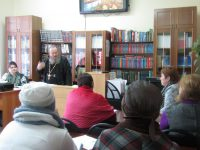 Районный библиотечный семинар