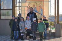 Первый урок православия