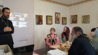 Обучающий семинар в п. Райгород