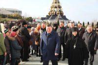 Завершились торжества в Серафимовиче