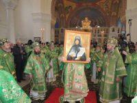 Епископ Иоанн участвовал в торжествах в Серафимовиче