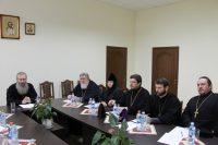 Расширенное заседание Епархиального совета