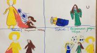 Воскресное Евангелие в рисунках детей