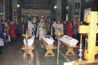 Отпевание в Казанском соборе