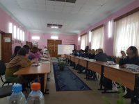 Конференция в школе
