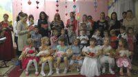 Детский праздник, посвящённый Дню матери