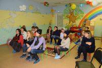 Встречи с родителями в детском саду