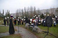 В Волжском прошёл митинг