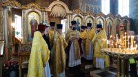 Соборное Богослужение духовенства