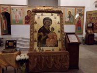 Иверская икона Божией матери в Волжском