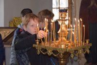 Экскурсия школьников в соборный храм