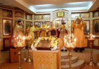 Престольный праздник храма
