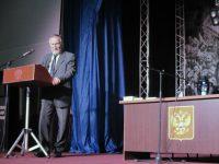 Лекция волгоградского учёного в г. Калаче-на-Дону