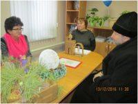 Встреча в администрации Клетского района