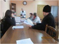 Участие в заседании Общественного Совета