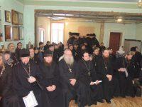 Собрание духовенства в Урюпинске
