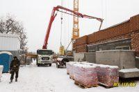 Новый этап строительства Александро-Невского собора