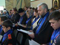 В Волгограде прошёл хоровой собор