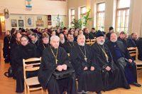 Собрание епархиального духовенства