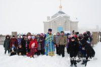 В Камышин прибыли мощи святых
