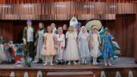 Рождественский праздник в Преображенской