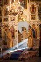 Правящий Архиерей совершил богослужение