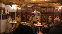 Новогодние и Рождественские службы в храме