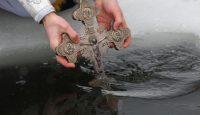 Крещенское водосвятие в Волгограде